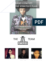 Atashi Fashion Brand Promotion Plan