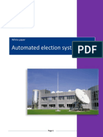 Automated Election System White Paper (Unknown Date)