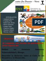 Ciclo de Desastres.ppt