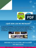 Quimica No Metales