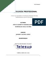 Trabajo Monografico Deontodologia Secretarias - Corregido