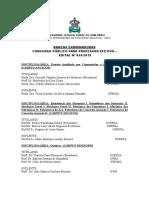 Bancas Examinadoras _ Edital 039-2015
