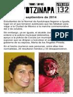 Ayotzinapa primeros dos meses