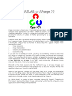 OpenCV and Visual c++ Programming in image processing