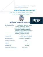 10.-Identificacion de Lipidos