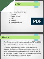 Criptografia Simetrica PGP