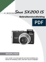 Canon Powershot Sx200is Cug Nl