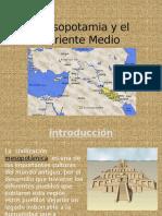 Historia de Mesopotamia y del Medio Oriente