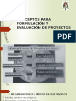 Coceptos Form Eval Proyectos