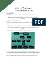 Programación de Teléfonos Celulares Usando Java Micro Edition.docx