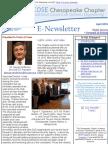 Chesapeake INCOSE Apr 2015 Newsletter