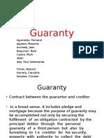 Guaranty Part 1