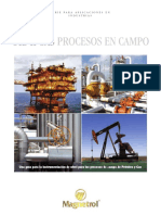 Procesos en El Campo Petrolero .