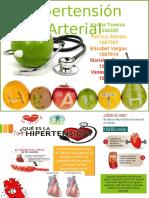 Hipertension Arterial y Nutricion