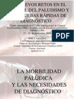 El Control Del Paludismo Ponencia magistral