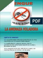 Generalidades del Dengue