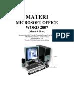 Office Word 2007 Lks Wajar 2012 i1