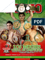 BOXEO LA REVISTA ABRIL 2010