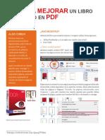 GÓMEZ, HERNÁNDEZ. - J. Alejandro - Guía Para Mejorar Un Libro Escaneado en PDF