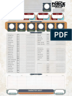 Force and Destiny Character Sheet Form Fillable v3