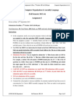 EECS320-Assignment2