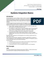 White Paper-Integration Basics