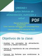 CLASE 1 Conceptos Basicos de Alimentacion