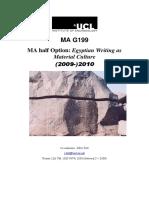 ARCLG199_EgyptianWriting