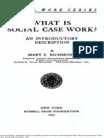 1922, Richmond, what is social casework OCR C.pdf