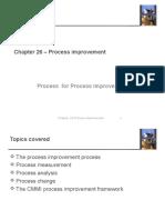 Ch26 - Process Improvement