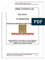 Control System Lab EE-324-F