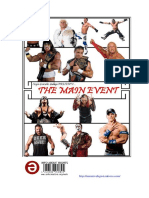 The Main Event RPG