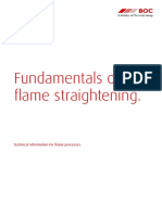 Fundamentals of Flame Straightening