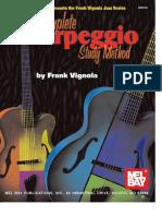 Frank Vignola Complete Arpeggio Study Method