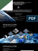 Presentación Pasantías Geomática IVIC