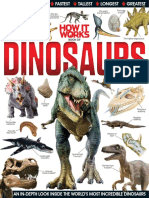 How It Works Book of Dinosaurs Second Edition