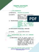 Memoria Descriptiva modificada 10102015.doc