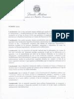 Decreto para entrega de Licencias a Técnicos en Refrigeración