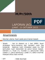 Appendisitis Akut JUMAT 23-10-15 LYO AYA - Copy.ppt