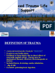 Advanced Trauma Life Support(1)