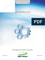 Enf0000cb001 - API Reference