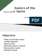 Biomechanics of  Spine.pptx
