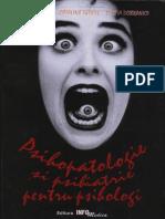 Psihopatologie Si Psihiatrie Pentru Psihologi