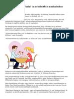 Speed-dating geht 'halal' in mehrheitlich muslimischen Malaysia | Reuters