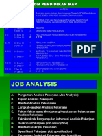 34job Analysis Perencanaan Rekrut