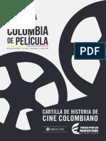 Cartilla Historia Del Cine Colombiano 2015