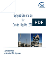 003 - Syngas Generation for GTL.pdf