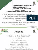 Curso de Tiro Deportivo 2013