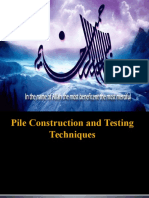 Piles Foundation