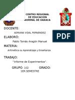 Reporte San Dionisio